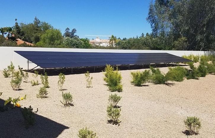 Enphase Inverter Solar Installation