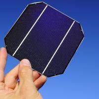 singular photovoltaic cell