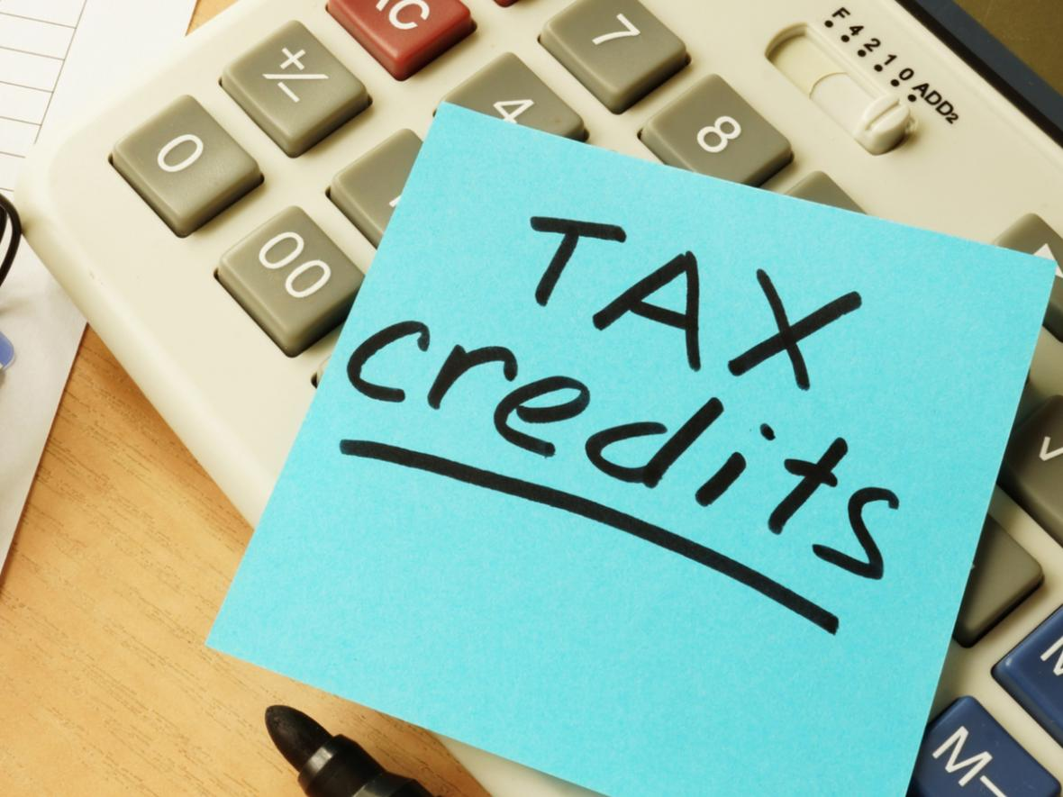 tax credits and calculator