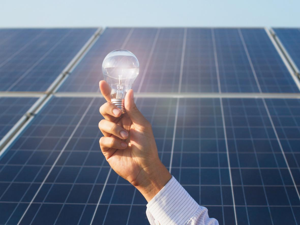 Learn about the Solar Rate Plan with Energy Solution Providers!