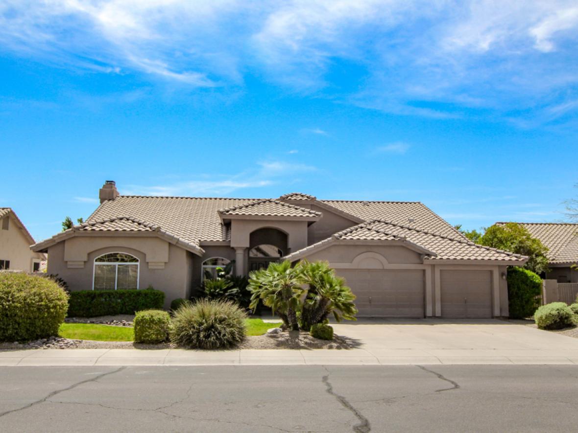 Fountain Hills, AZ home ready for solar panels