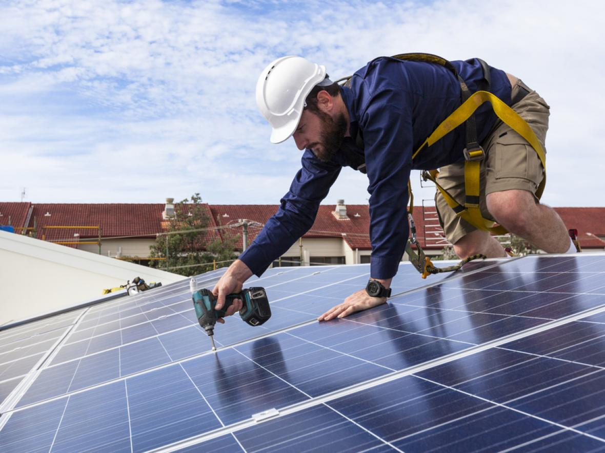 Learn about Career Opportunities in Solar with Energy Solution Providers!