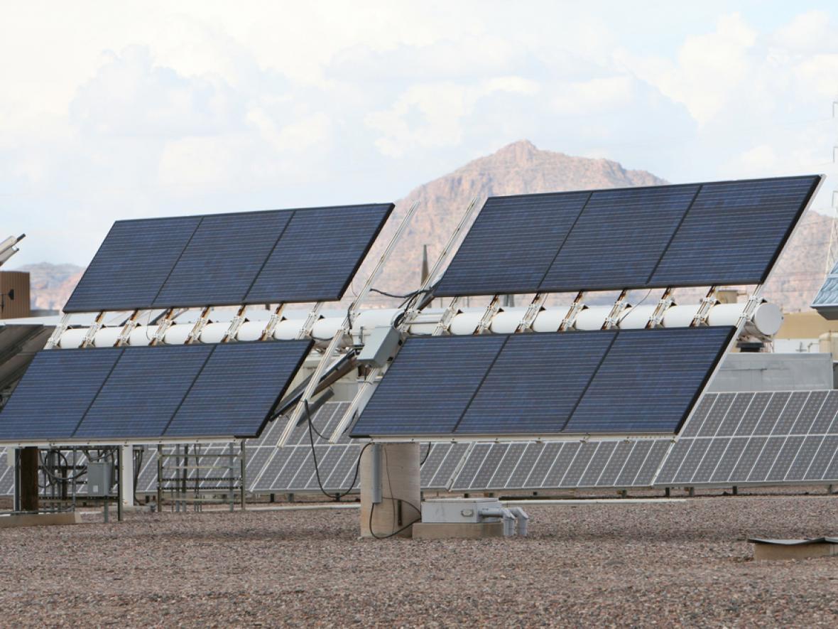 ground mount solar