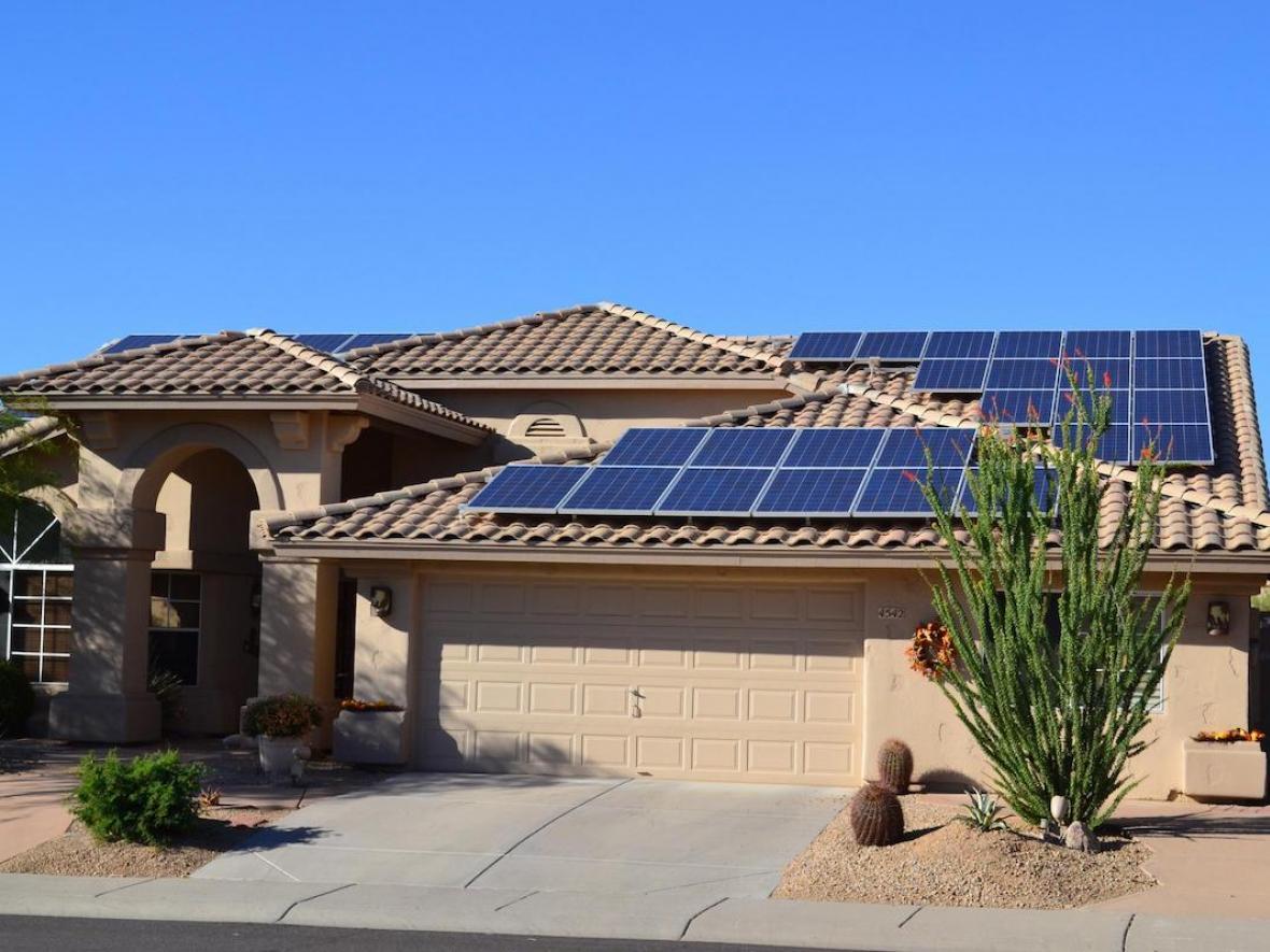 energy solution providers, residential solar, arizona
