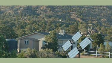 off-grid solar system arizona