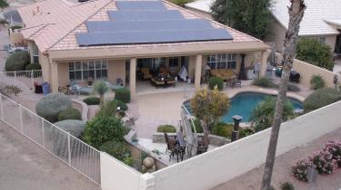 residential solar panels arizona